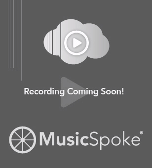 Recording Coming Soon | MusicSpoke