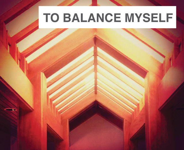 To Balance Myself Upon a Broken World | To Balance Myself Upon a Broken World| MusicSpoke