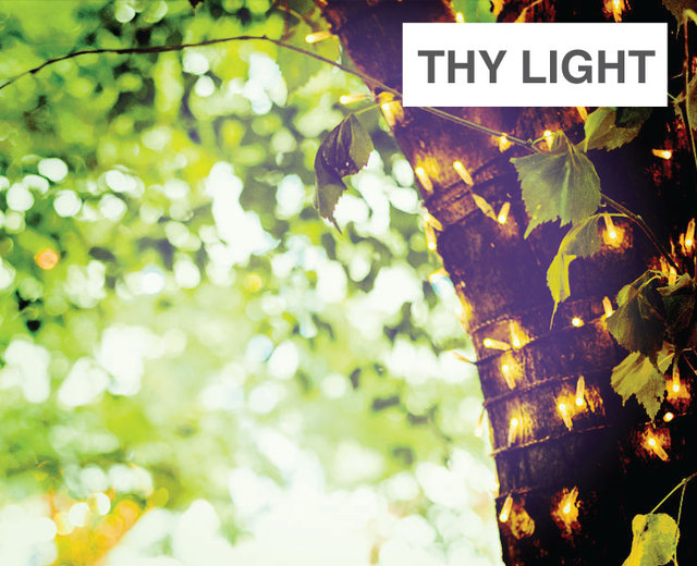 Thy Light | Thy Light| MusicSpoke