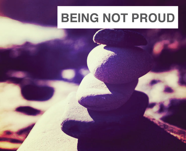 Being Not Proud | Being Not Proud| MusicSpoke