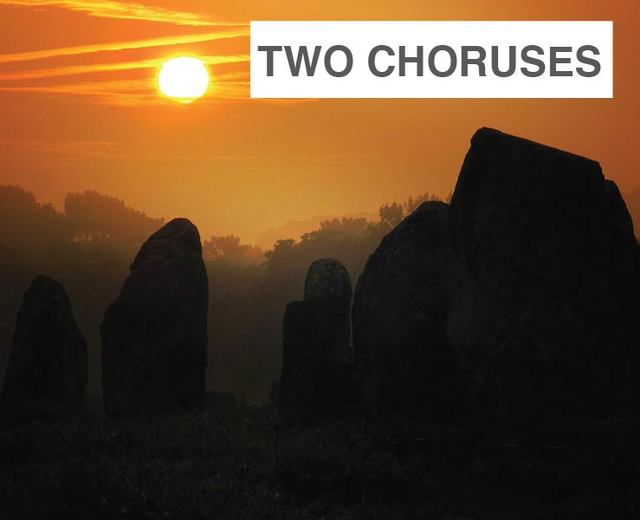 Two Choruses from Kata Markon | Two Choruses from Kata Markon| MusicSpoke