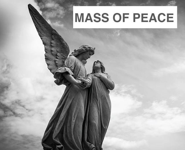 Mass of Peace | Mass of Peace| MusicSpoke