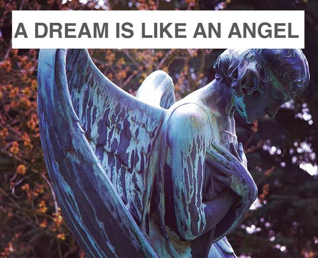 A Dream Is Like An Angel | A Dream Is Like An Angel| MusicSpoke