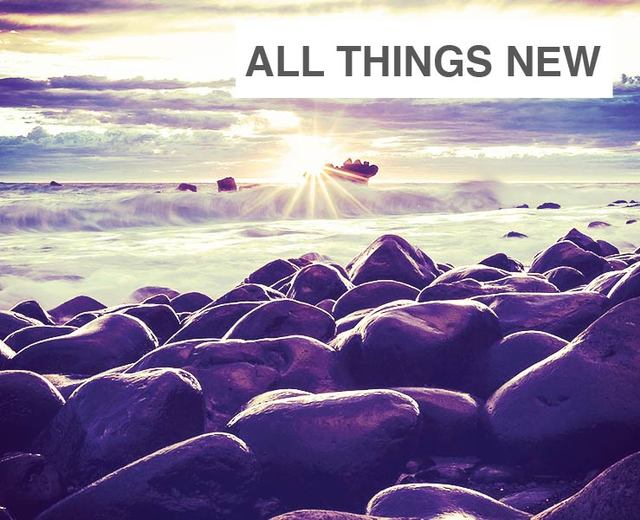 All Things New | All Things New| MusicSpoke