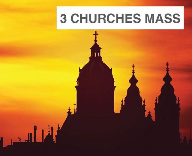 3 Churches Mass | 3 Churches Mass| MusicSpoke