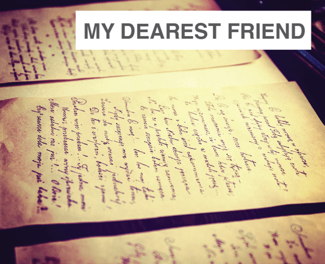 My Dearest Friend | My Dearest Friend| MusicSpoke