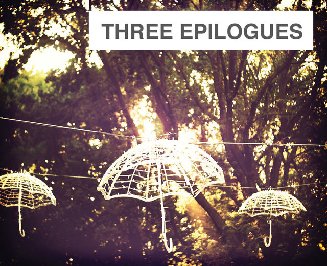 Three Epilogues for Piano | Three Epilogues for Piano| MusicSpoke