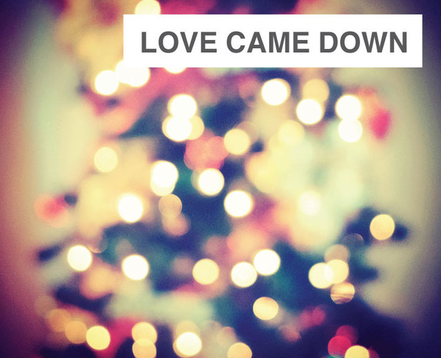 Love Came Down | Love Came Down| MusicSpoke