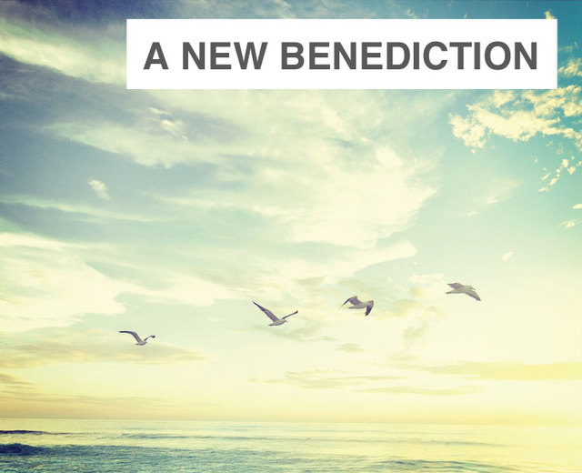 A New Benediction | A New Benediction| MusicSpoke