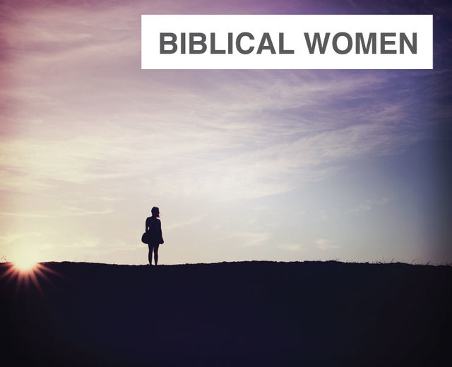 Songs of Biblical Women | Songs of Biblical Women| MusicSpoke