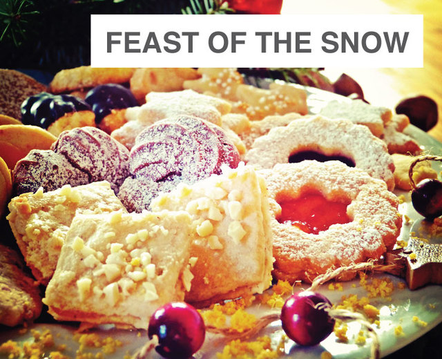 The Feast of the Snow | The Feast of the Snow| MusicSpoke