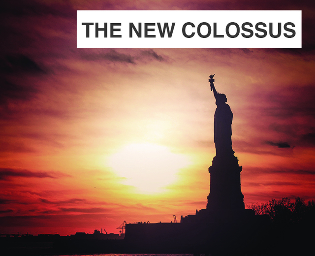 The New Colossus | The New Colossus| MusicSpoke