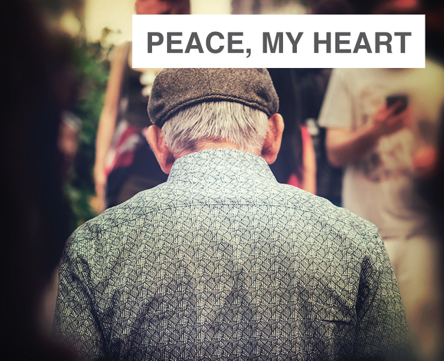 Peace, My Heart | Peace, My Heart| MusicSpoke