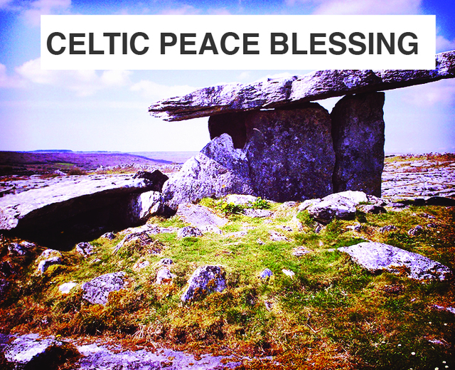 Celtic Peace Blessing | Celtic Peace Blessing| MusicSpoke