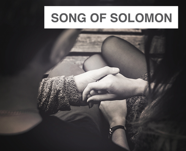 Song of Solomon | Song of Solomon| MusicSpoke