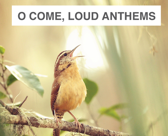O Come, Loud Anthems Let Us Sing | O Come, Loud Anthems Let Us Sing| MusicSpoke