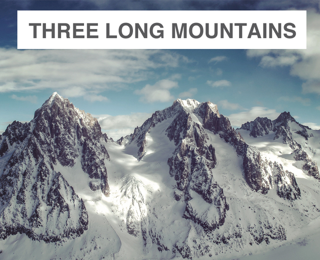 Three Long Mountains and a Wood | Three Long Mountains and a Wood| MusicSpoke
