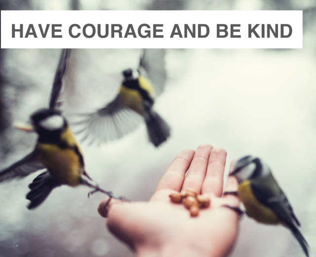 Have Courage and Be Kind | Have Courage and Be Kind| MusicSpoke