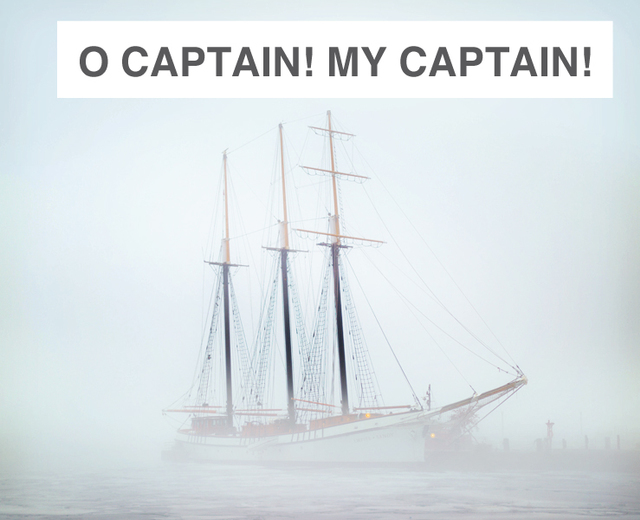 O Captain! My Captain! | O Captain! My Captain!| MusicSpoke