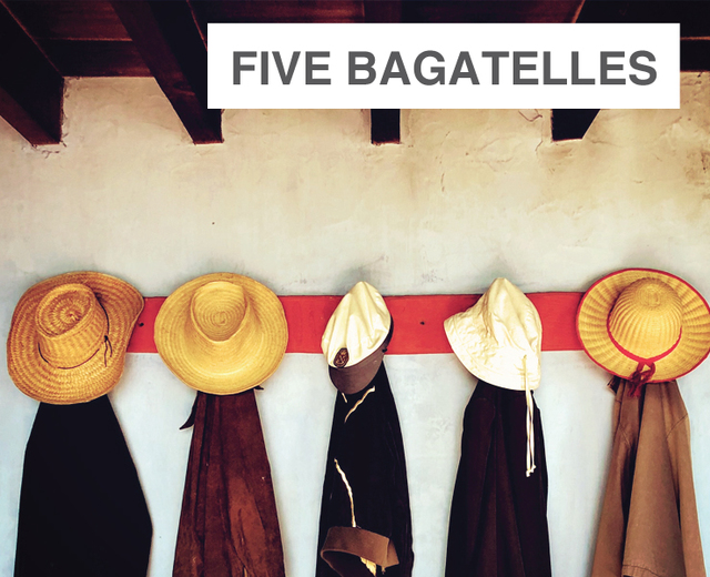 Five Bagatelles for Solo Piano | Five Bagatelles for Solo Piano| MusicSpoke