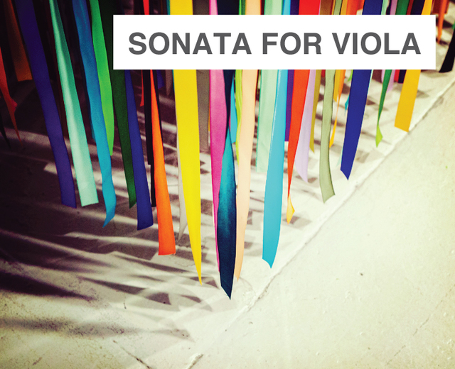 Sonata for Viola and Piano | Sonata for Viola and Piano| MusicSpoke