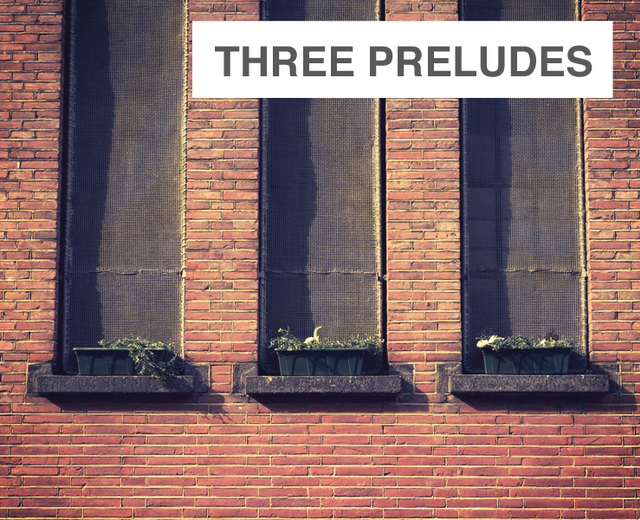 Three Preludes for Brass Quintet | Three Preludes for Brass Quintet| MusicSpoke
