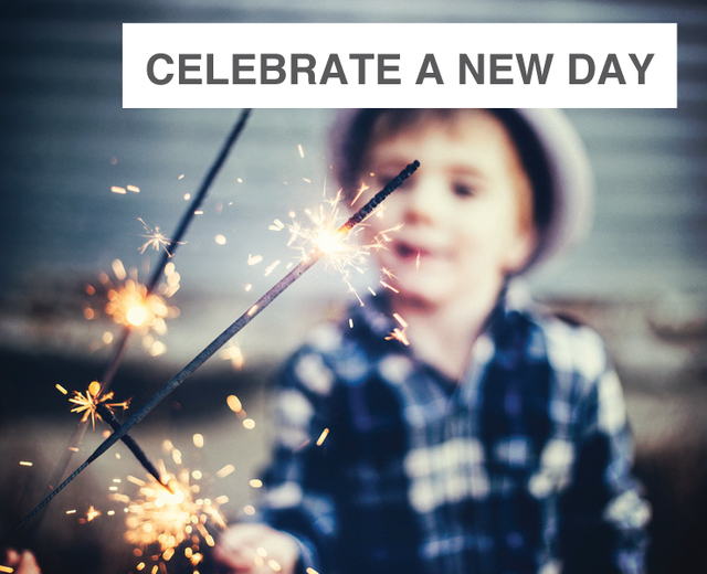 Celebrate a New Day | Celebrate a New Day| MusicSpoke