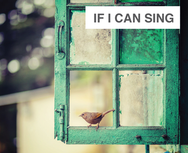 If I Can Sing, I Still Am Free | If I Can Sing, I Still Am Free| MusicSpoke