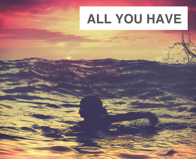 All You Have | All You Have| MusicSpoke