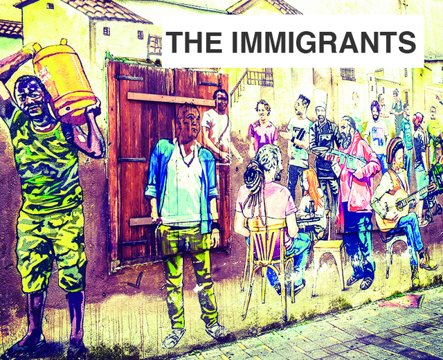 The Immigrants | The Immigrants| MusicSpoke