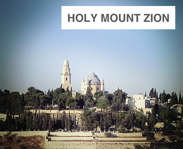 Holy Mount Zion | Holy Mount Zion| MusicSpoke