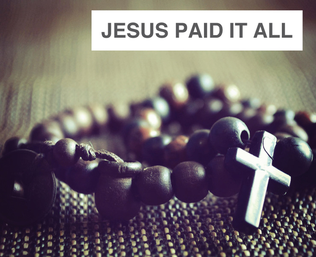 Jesus Paid It All (art song) | Jesus Paid It All (art song)| MusicSpoke