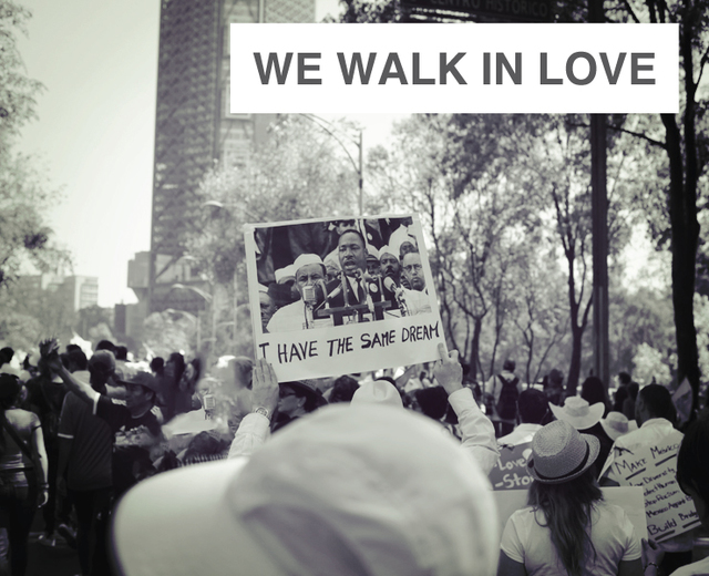 We Walk In Love | We Walk In Love| MusicSpoke