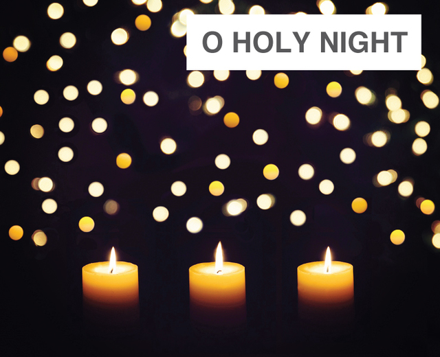 O Holy Night | O Holy Night| MusicSpoke
