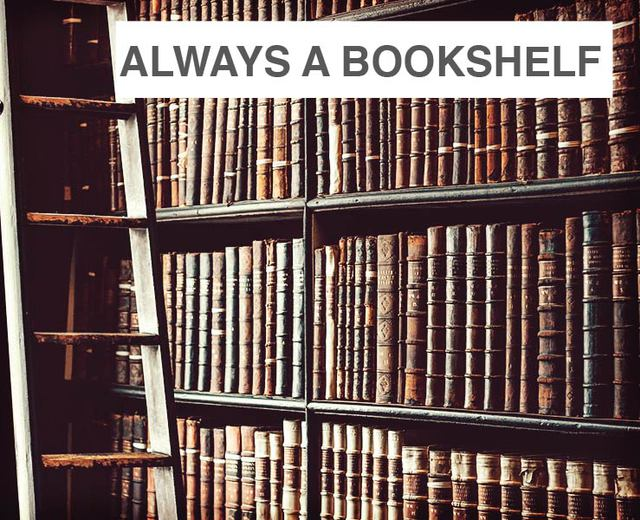 It Was Always a Bookshelf | It Was Always a Bookshelf| MusicSpoke