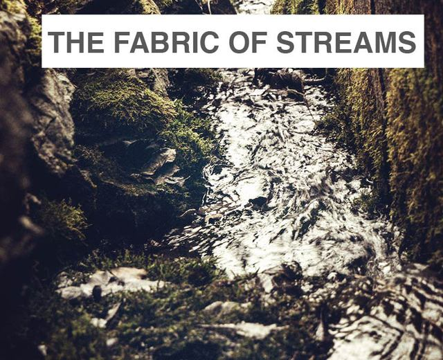 The Fabric of Streams | The Fabric of Streams| MusicSpoke