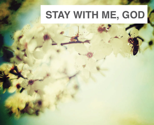 Stay With Me, God | Stay With Me, God| MusicSpoke