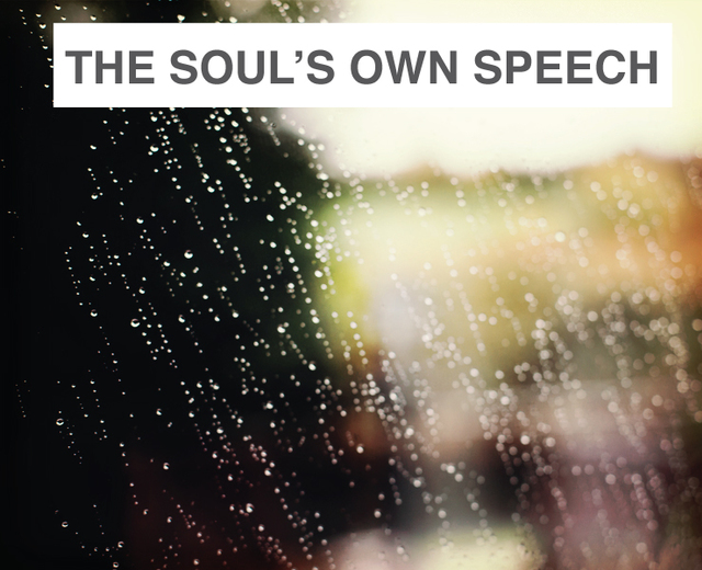 The Soul's Own Speech | The Soul's Own Speech| MusicSpoke