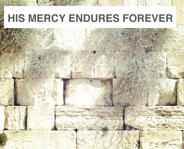 For His Mercy Endures Forever | For His Mercy Endures Forever| MusicSpoke