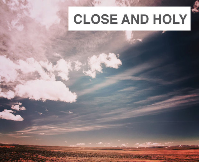 The Close and Holy Darkness | The Close and Holy Darkness| MusicSpoke