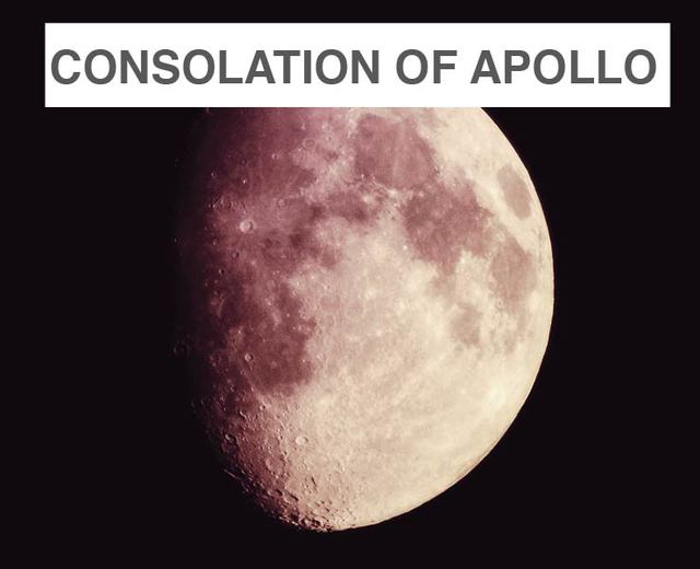 The Consolation of Apollo | The Consolation of Apollo| MusicSpoke
