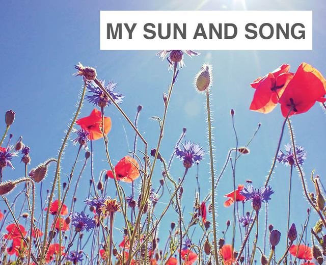 My Sun and Song and Spring | My Sun and Song and Spring| MusicSpoke