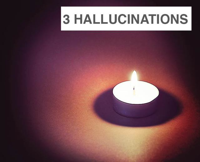 Three Hallucinations of Love | Three Hallucinations of Love| MusicSpoke