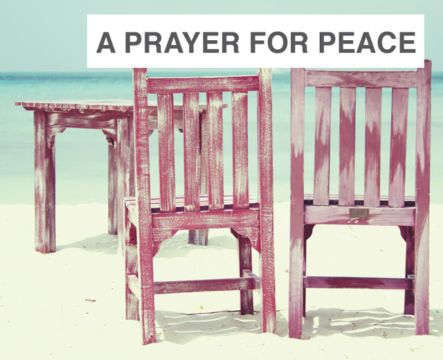 A Prayer for Peace | A Prayer for Peace| MusicSpoke
