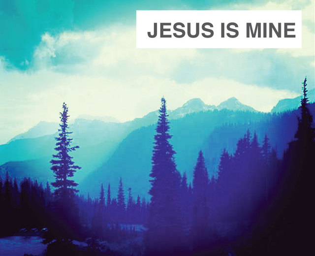 Jesus is Mine | Jesus is Mine| MusicSpoke