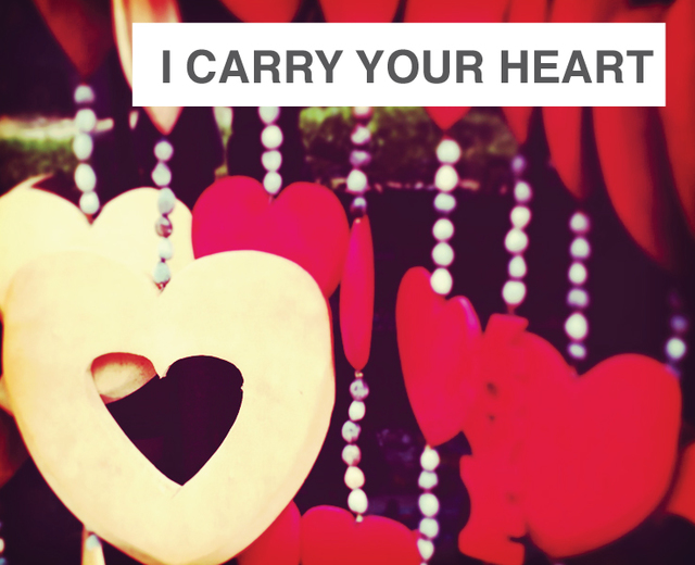 i carry your heart | i carry your heart| MusicSpoke