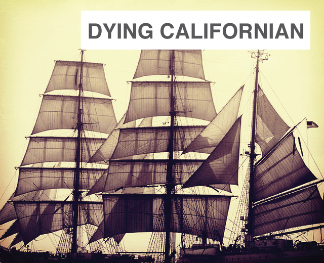 The Dying Californian | The Dying Californian| MusicSpoke