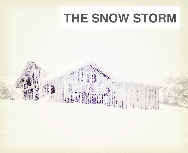 The Snow Storm | The Snow Storm| MusicSpoke