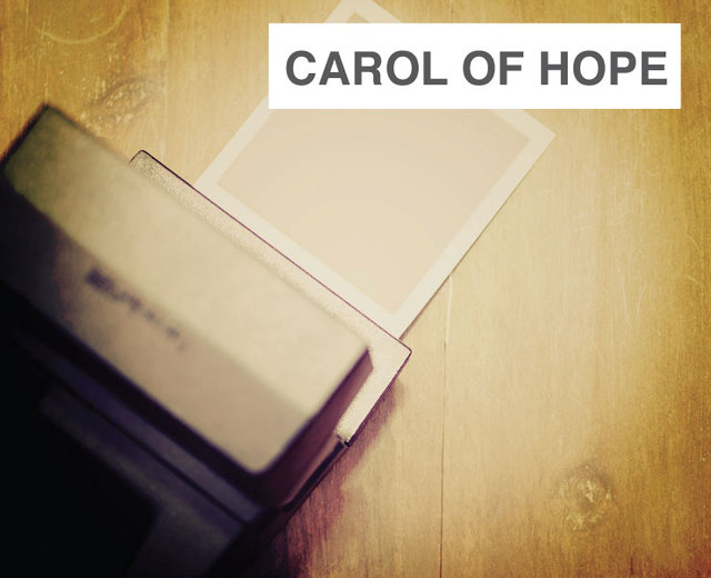Carol of Hope | Carol of Hope| MusicSpoke